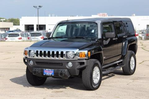 2008 HUMMER H3 for sale in Libertyville, IL