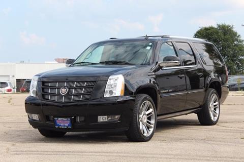 2014 Cadillac Escalade ESV for sale in Libertyville, IL