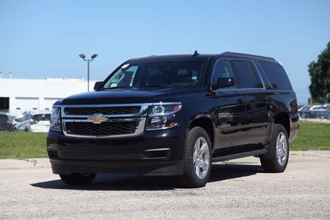 2017 Chevrolet Suburban for sale in Libertyville, IL