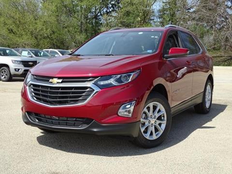 2018 Chevrolet Equinox for sale in Libertyville, IL