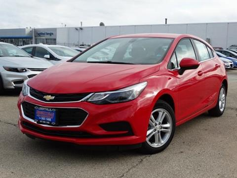 2017 Chevrolet Cruze for sale in Libertyville, IL