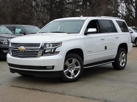 2017 Chevrolet Tahoe for sale in Libertyville, IL