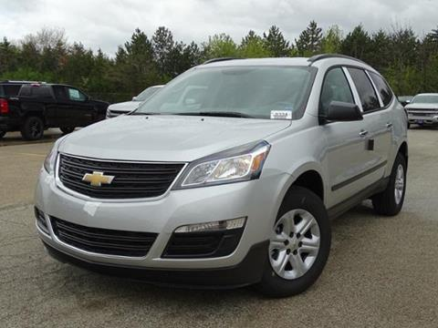 2017 Chevrolet Traverse for sale in Libertyville, IL