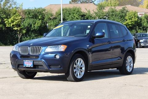 2014 BMW X3 for sale in Libertyville, IL