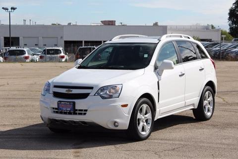 2014 Chevrolet Captiva Sport for sale in Libertyville, IL