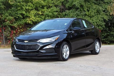 2017 Chevrolet Cruze for sale in Libertyville, IL