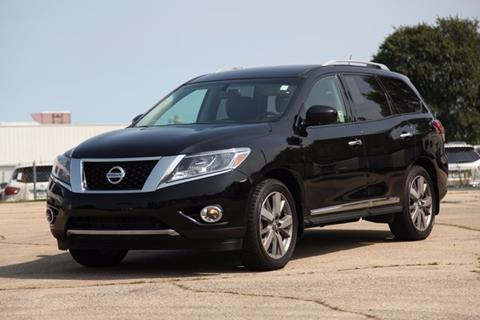 2014 Nissan Pathfinder for sale in Libertyville, IL