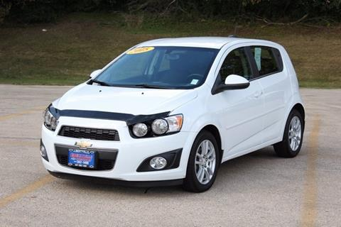 2015 Chevrolet Sonic for sale in Libertyville, IL