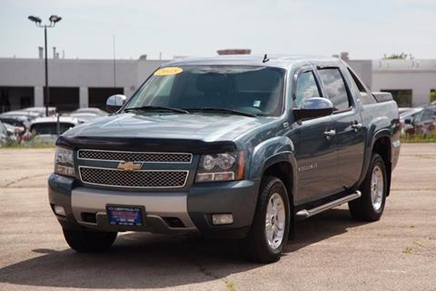 2008 Chevrolet Avalanche for sale in Libertyville, IL