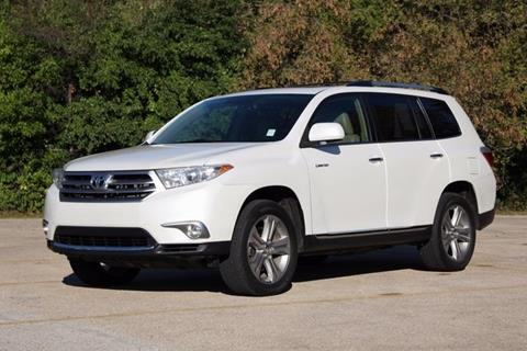 2012 Toyota Highlander for sale in Libertyville, IL