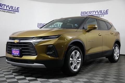 2019 Chevrolet Blazer for sale in Libertyville, IL