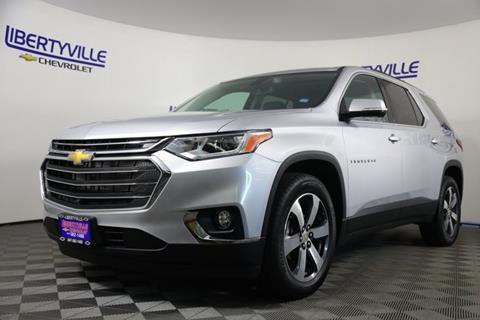 2020 Chevrolet Traverse for sale in Libertyville, IL