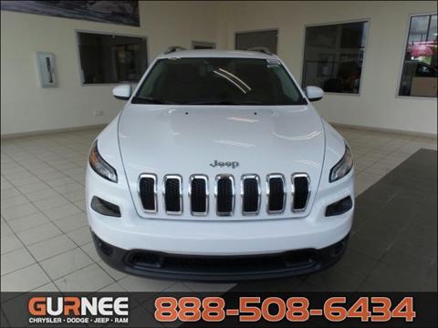 2017 Jeep Cherokee for sale in Gurnee, IL