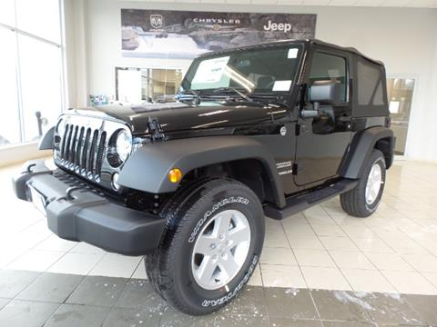2017 Jeep Wrangler for sale in Gurnee, IL