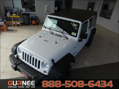 2017 Jeep Wrangler Unlimited for sale in Gurnee, IL