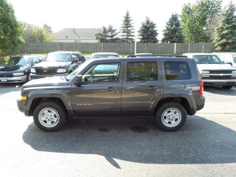 2017 Jeep Patriot for sale in Gurnee, IL