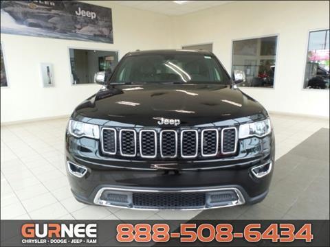 2017 Jeep Grand Cherokee for sale in Gurnee, IL
