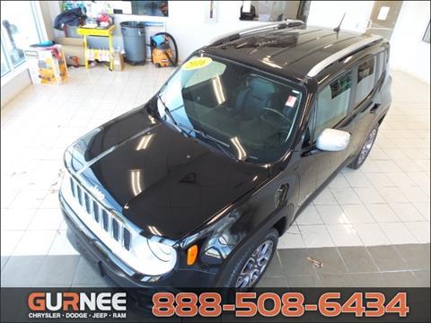 2016 Jeep Renegade for sale in Gurnee, IL