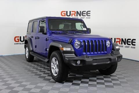 2018 Jeep Wrangler Unlimited For Sale In Gurnee, IL