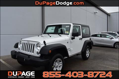 2018 Jeep Wrangler for sale in Glendale Heights, IL