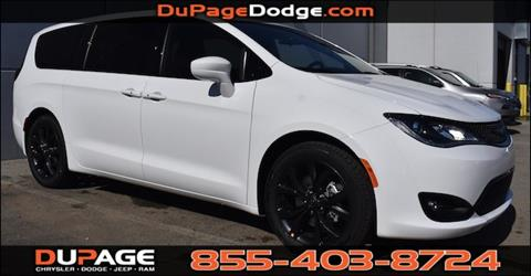 2018 Chrysler Pacifica for sale in Glendale Heights, IL
