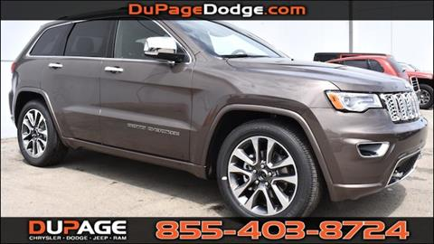 2018 Jeep Grand Cherokee for sale in Glendale Heights, IL