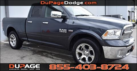 2017 RAM Ram Pickup 1500 For Sale At DuPage Dodge Chrysler Jeep In Glendale  Heights IL
