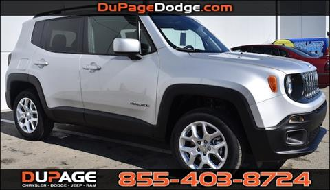 2018 Jeep Renegade for sale in Glendale Heights, IL