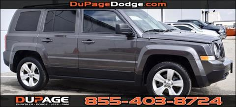 2015 Jeep Patriot for sale in Glendale Heights, IL