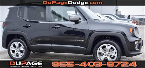 2019 Jeep Renegade for sale in Glendale Heights, IL