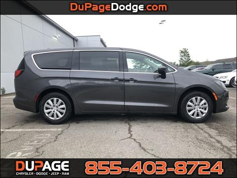 2020 Chrysler Voyager for sale in Glendale Heights, IL