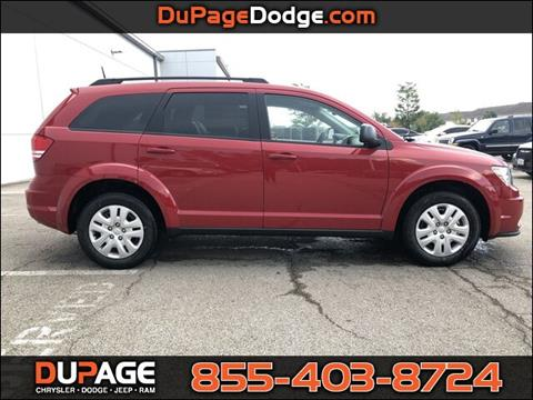 2019 Dodge Journey for sale in Glendale Heights, IL
