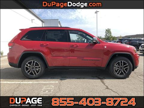 2020 Jeep Grand Cherokee for sale in Glendale Heights, IL