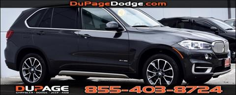 2018 BMW X5 for sale in Glendale Heights, IL