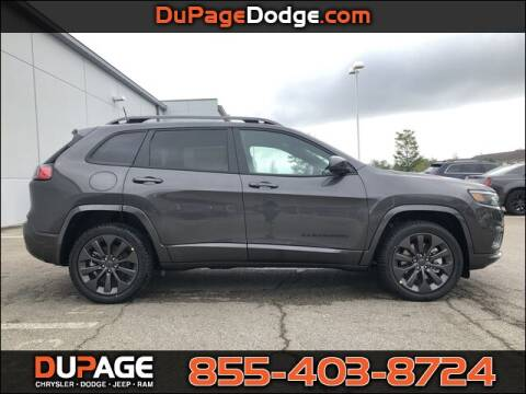 2020 Jeep Cherokee for sale in Glendale Heights, IL