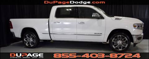 2020 RAM Ram Pickup 1500 Limited for sale at DuPage Dodge Chrysler Jeep in Glendale Heights IL