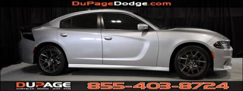 2017 Dodge Charger R/T for sale at DuPage Dodge Chrysler Jeep in Glendale Heights IL