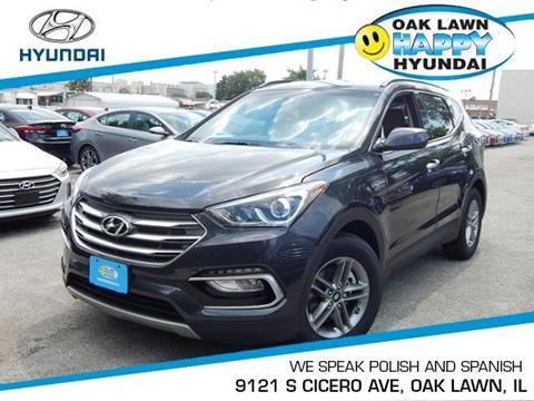 2017 Hyundai Santa Fe Sport for sale in Oak Lawn, IL