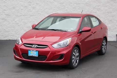 2017 Hyundai Accent for sale in Oak Lawn, IL