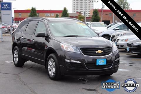 2014 Chevrolet Traverse for sale in Oak Lawn, IL