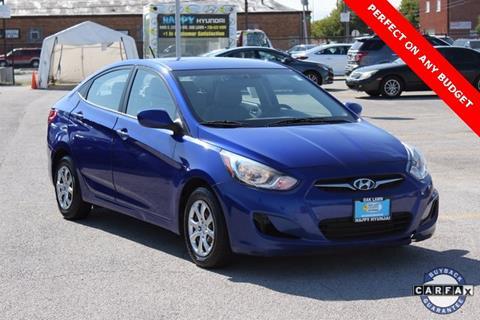 2013 Hyundai Accent for sale in Oak Lawn, IL