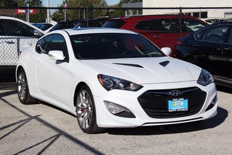 2015 Hyundai Genesis Coupe for sale in Oak Lawn, IL