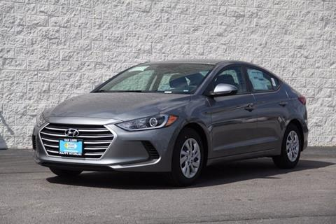 2017 Hyundai Elantra for sale in Oak Lawn, IL