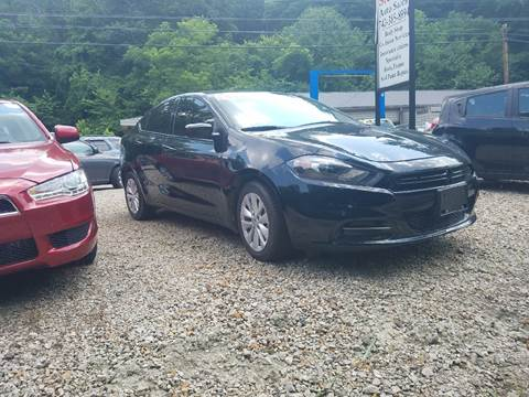 2014 Dodge Dart for sale in Union Furnace, OH