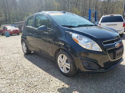 2013 Chevrolet Spark for sale in Union Furnace, OH