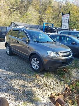 2012 Chevrolet Captiva Sport for sale in Union Furnace, OH