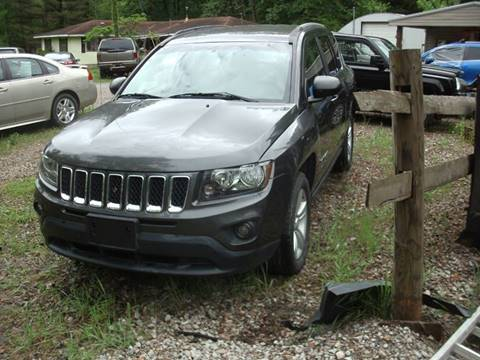 2016 Jeep Compass for sale in Union Furnace, OH