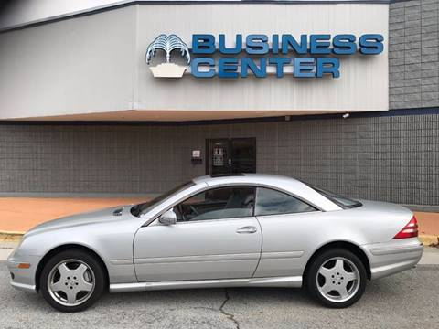 2002 Mercedes-Benz CL-Class for sale in Snellville, GA