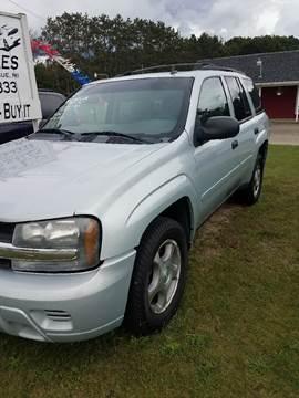 2007 Chevrolet TrailBlazer for sale in Montague MI