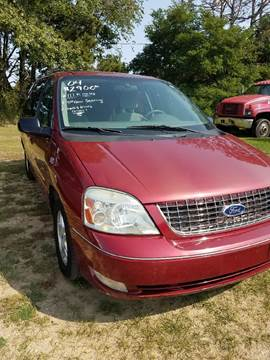2004 Ford Freestar for sale in Montague, MI